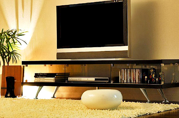 Kumpulan Desain Meja dan Rak TV Minimalis Terbaru Yang Elegan 020