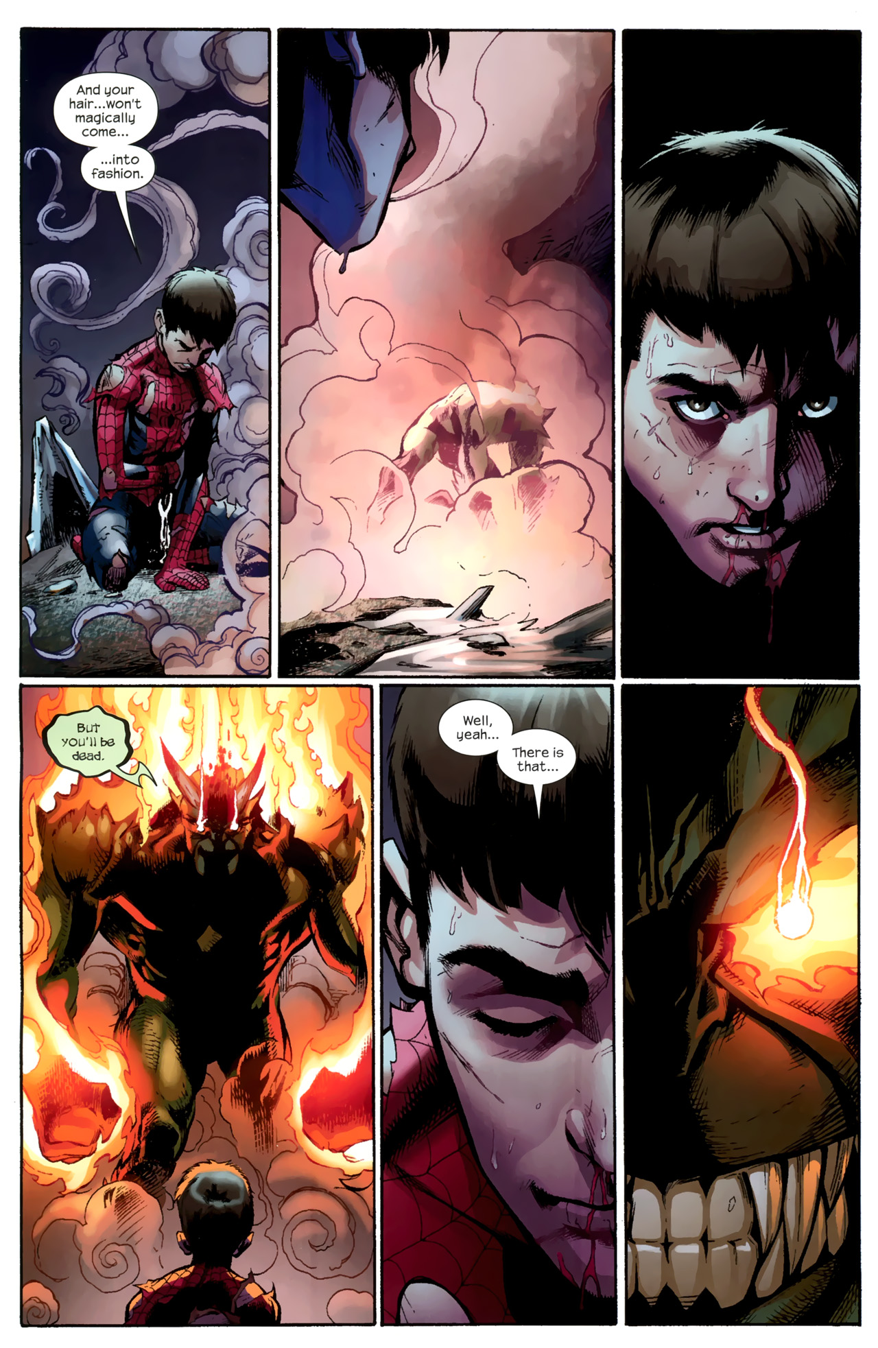 Read online Ultimate Spider-Man (2009) comic -  Issue #160 - 19