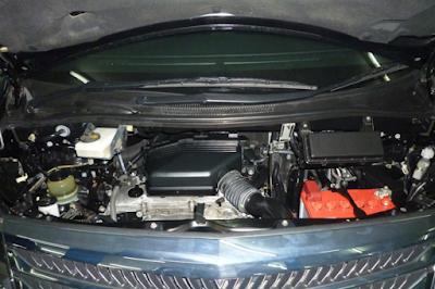 Foto Mesin Toyota Alphard Gen1 2.4 Liter