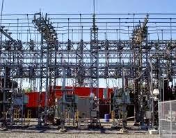 Subestação de energia eletrica