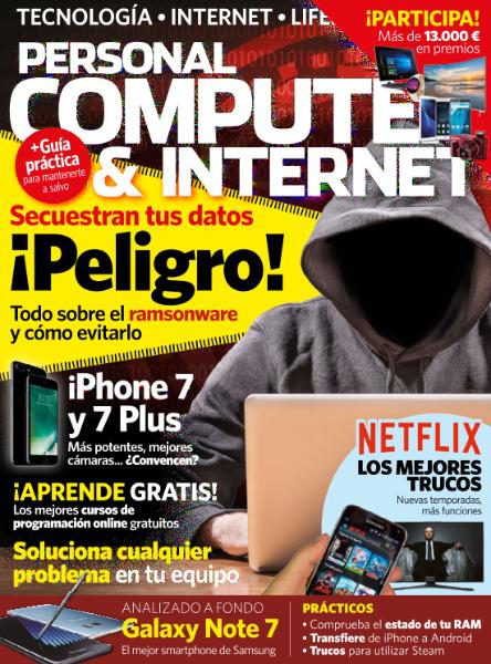 Revista personal computer amp internet espa 241 a octubre 2016 pdf true