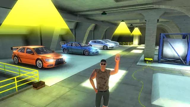 Lancer Evo Drift Simulator Apk