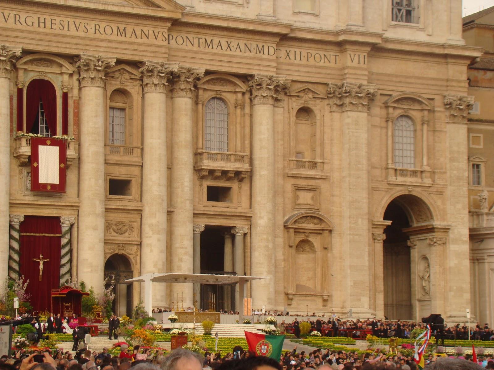 Vatican: la messe de Pâques
