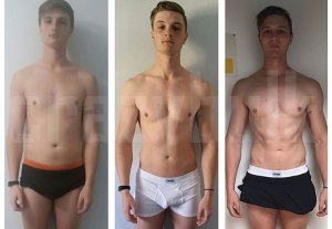 Testo-Max Before and After