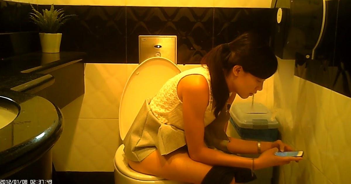 скрытая камера японские туалеты