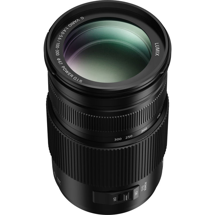 Panasonic Lumix G Vario 100–300mm f/4.0-5.6 II Power O.I.S.