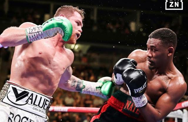 Canelo Alvarez Defeats Daniel Jacobs by Unanimous Decision