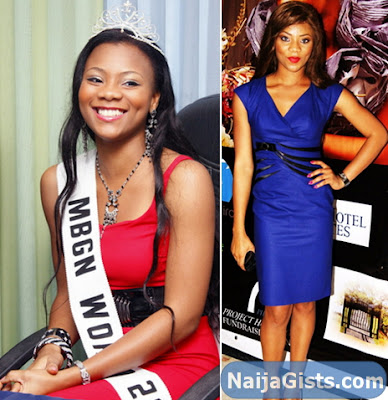 most beautiful girl in nigeria denied us visa