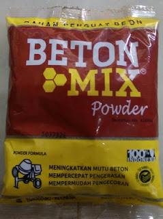 Harga beton mix Powder