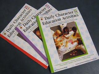 Photo of Daily Character Education Activities