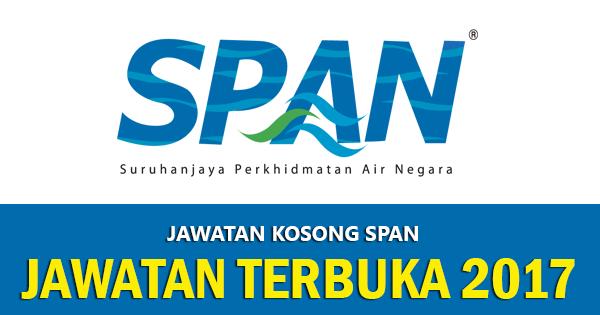 Jawatan Kosong di Suruhanjaya Perkhidmatan Air Negara SPAN