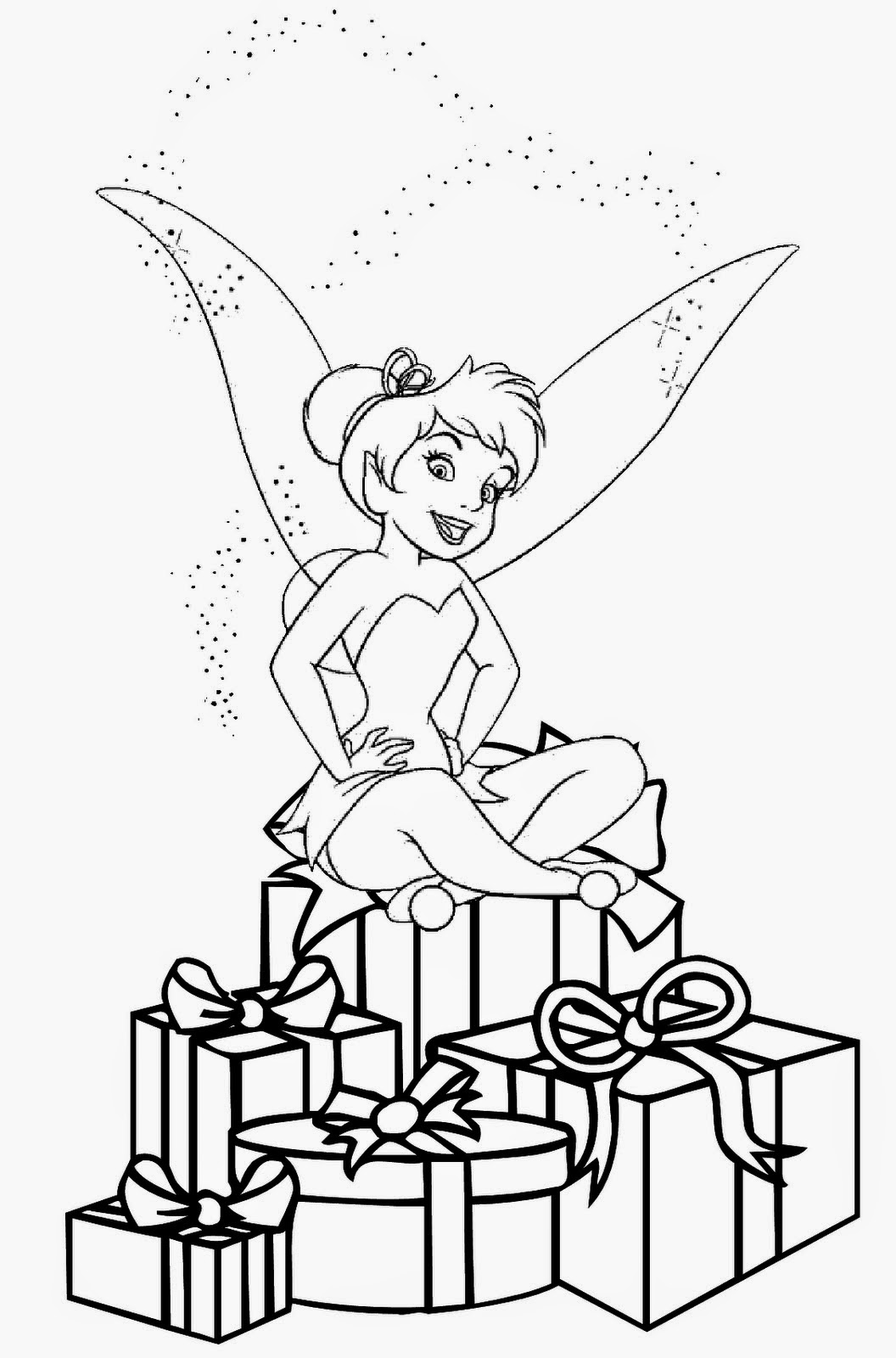 Coloring Pages Christmas Coloring Pages For Kids
