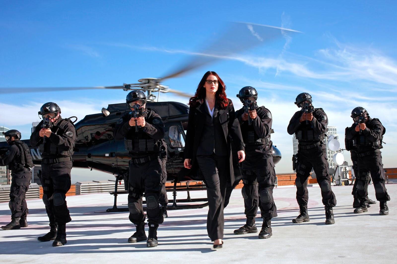 Agents of S.H.I.E.L.D. (season 4) - Wikipedia