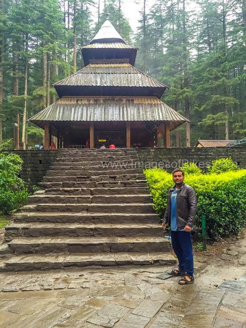 Hidimba Devi Temple vishal kadam