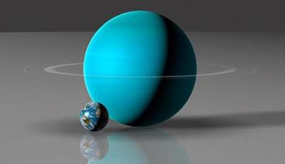 Ternyata, Planet Uranus Itu Berbau Seperti Telur Busuk