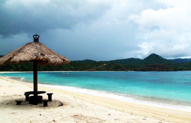 keindahan dunia: sumbawa island