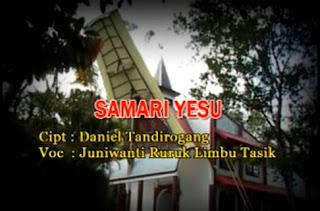 Download Lagu Samari Yesu (Juniwati Ruruk L.T)