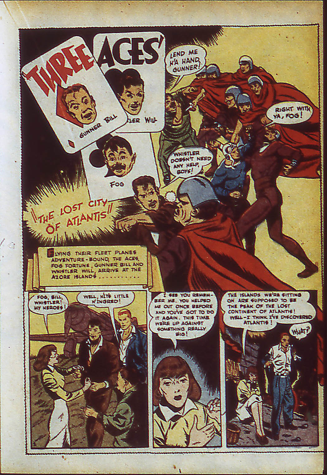 Read online Action Comics (1938) comic -  Issue #37 - 31
