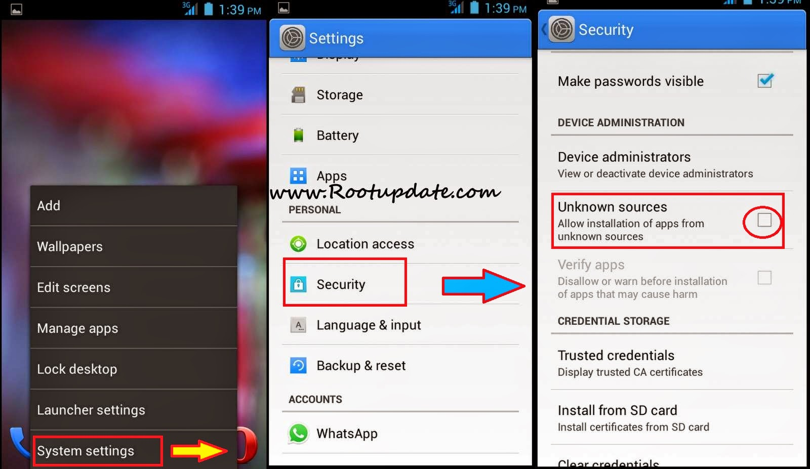 How To Update To Roid Lollipop