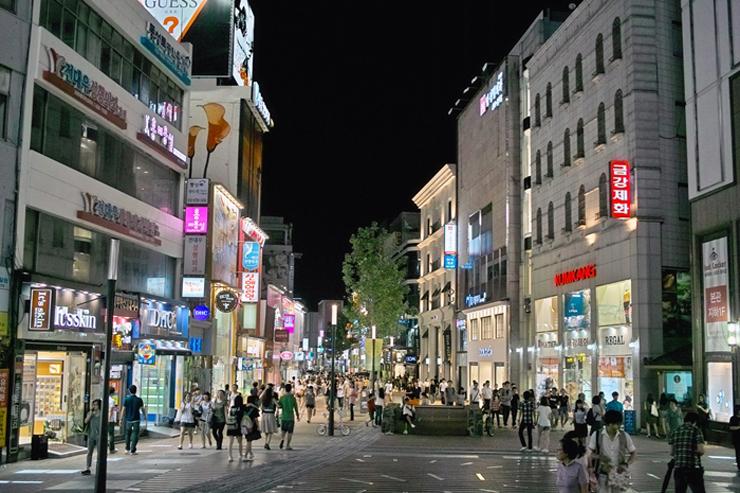 Fun Amp Free Daegu Travel Tour Souvenir Shops In Daegu