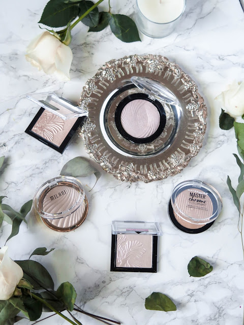 Glow-Getter | The 4 BEST Powder Highlighters From The Drugstore | Reviews & Swatches | labellesirene.ca