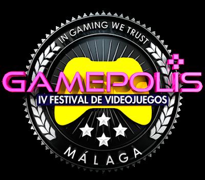 Gamepolis 2016, la feria del videojuego en Málaga
