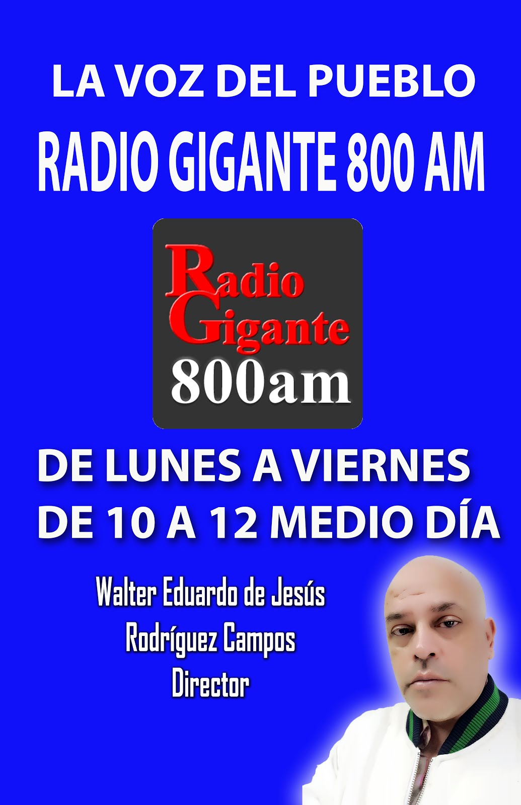 AUDIO RADIO GIGANTE