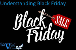 What's Black Friday? And when is that?