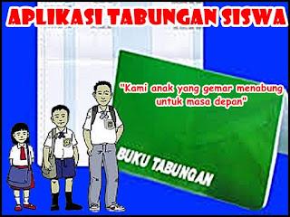 aplikasi tabungan siswa - pengolah keuangan