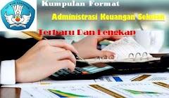 Kumpulan Format Administrasi Keuangan Sekolah Terbaru Dan Lengkap