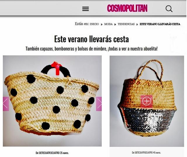 744-en-revista-cosmopolitan-capazos-cestas-bolsos-mimbre-sietecuatrocuatro-bilbao