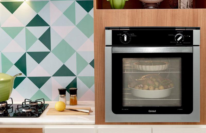 Cooktop e forno embutido são muito mais do que apenas um rostinho bonito
