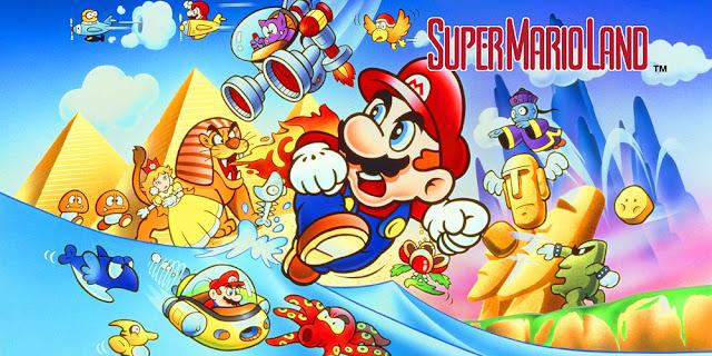 Consiguen recrear Super Mario Land  en Super Mario Maker