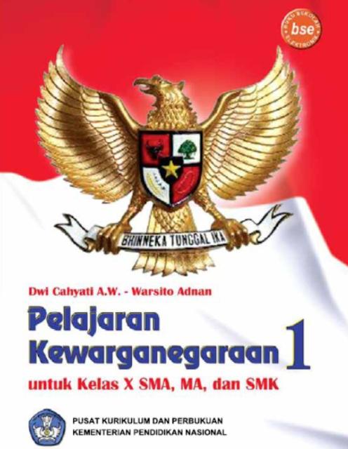 Contoh Soal UTS PKN Kelas XI Semester 1 K13 Beserta Jawaban ~ Part-4 - By Pengertians