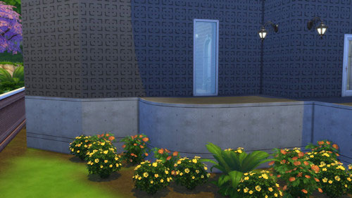 Sims 4 Foundation