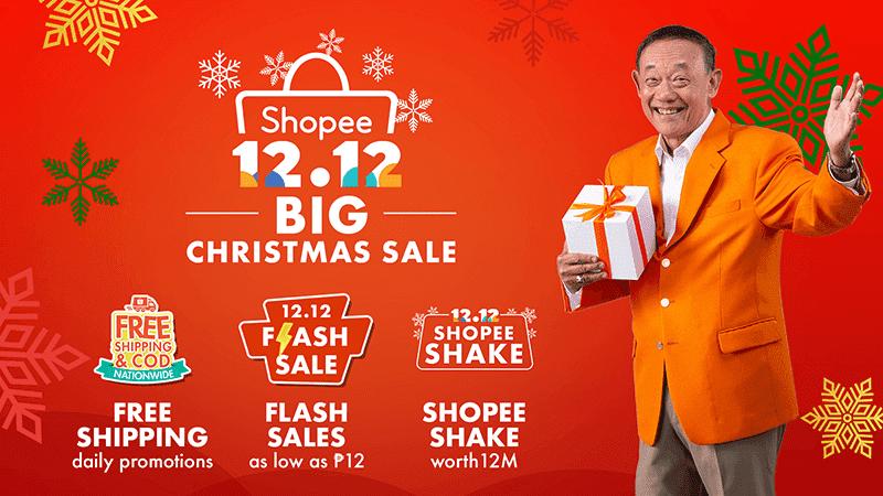 12.12 Shopee