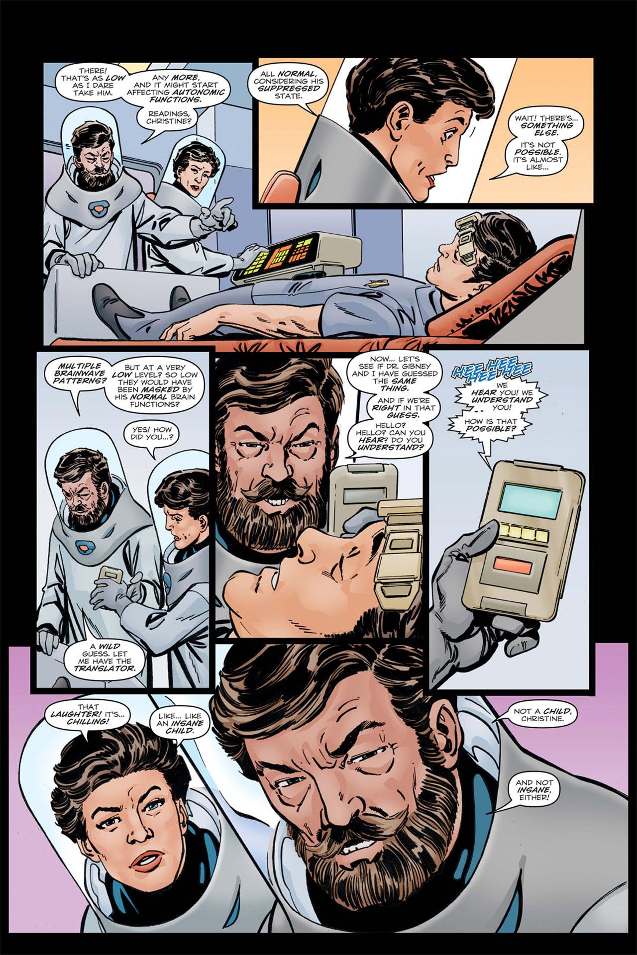 Read online Star Trek: Leonard McCoy, Frontier Doctor comic -  Issue #4 - 14