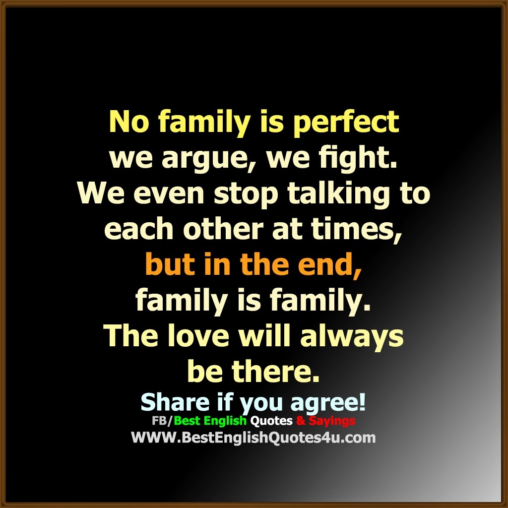 Argue Family Quotes. QuotesGramQuotes About Family English