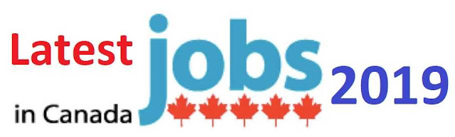 Apply For Online Jobs in Canada 2019