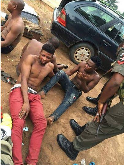 internet fraudsters arrested warri delta state