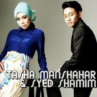 Lirik Lagu Tasha Manshahar & Syed Shamim - Cuba Teka
