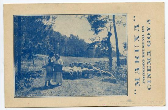 Resultado de imaxes para maruxa 1923