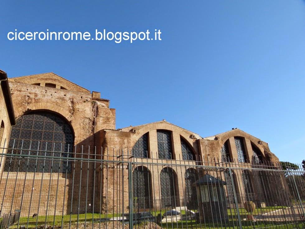 Cicero in rome il museo delle terme di diocleziano con for Costo della costruzione dell edificio