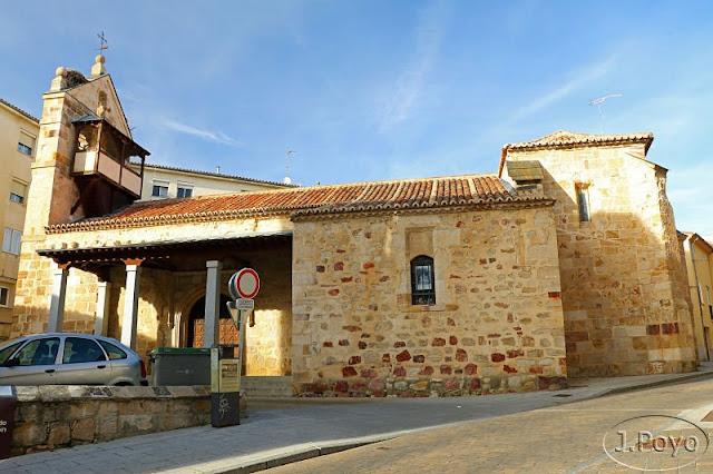 Iglesia de San Antolín, Románico, Zamora