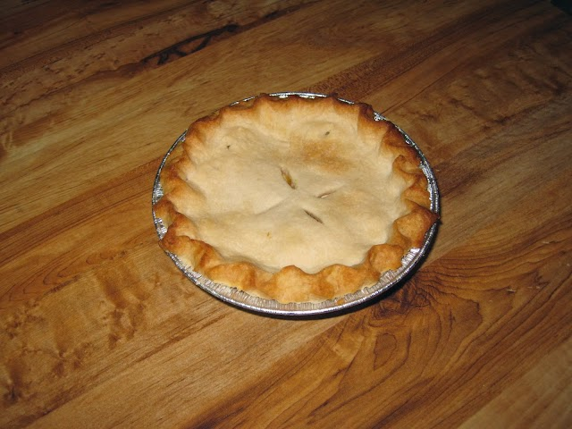 EASY & FLAKY Pie Crust