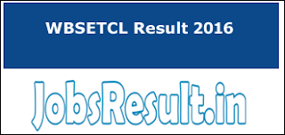 WBSETCL Result 2016