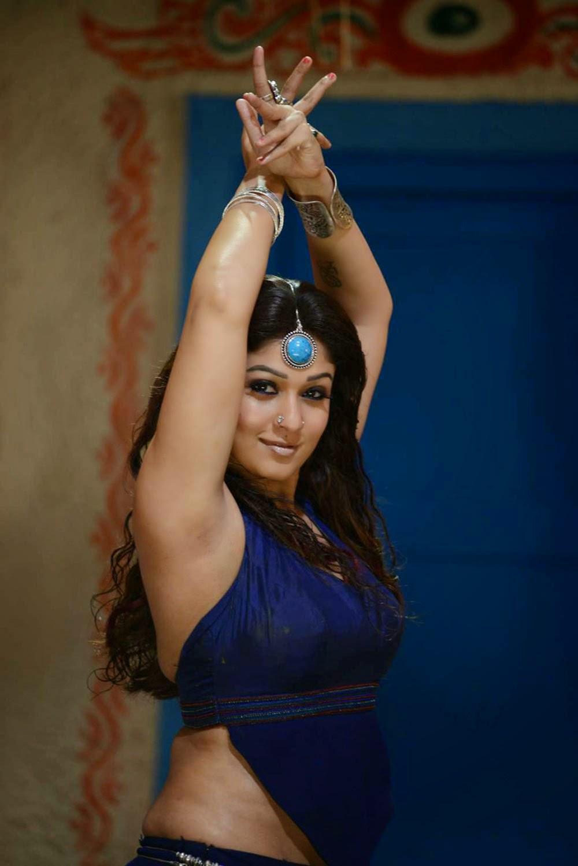 Nayanthara Hot Photo Gallery  Nayanthara Gorgeous Saree -4594