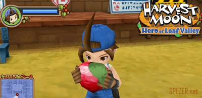 Cara mendapatkan Power berries di Harvest Moon Hero Of Leaf Valley