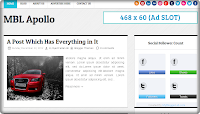 Blogger-template-blogspot