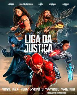 Filme Liga da Justiça (2017) Torrent Dublado – Download